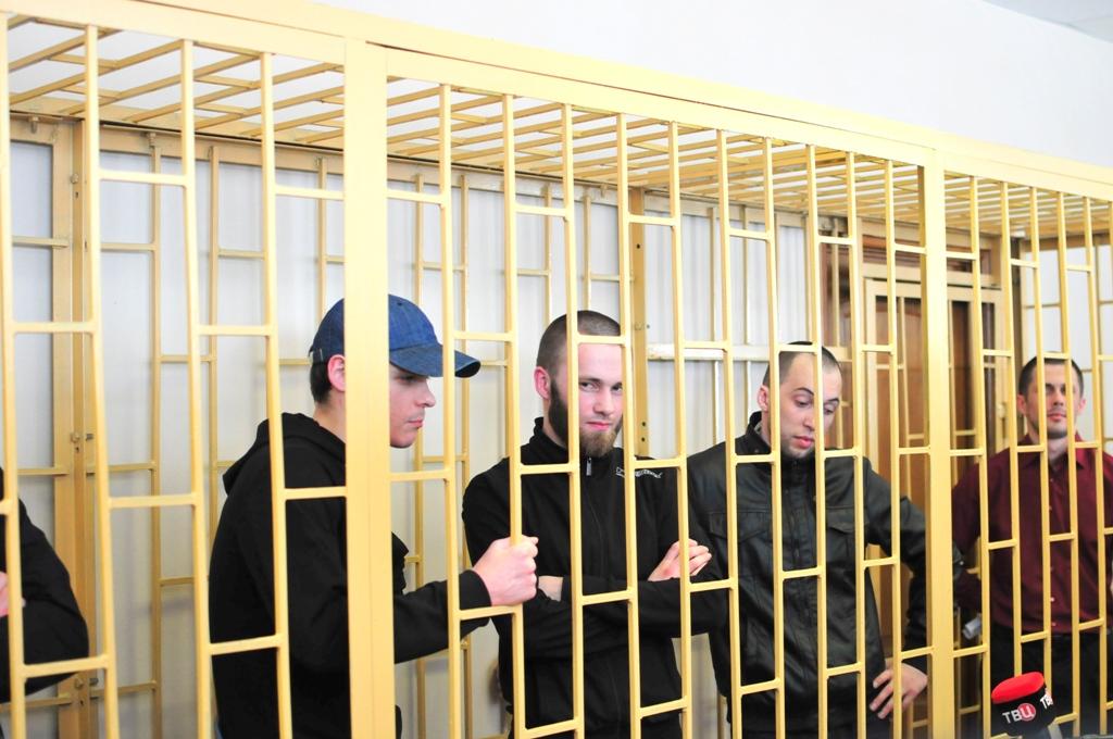 Все осужденные поделу «приморских партизан» обжаловали приговор