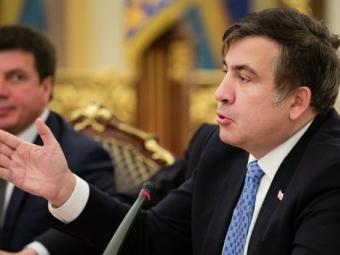 Саакашвили хочет стать губернатором «столицы всего Черного моря»