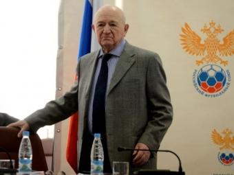 Временно руководить РФС будет первый вице-президент организации Никита Симонян
