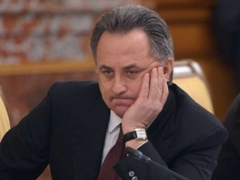 Мутко пообещал подумать овыдвижении напост руководителя РФС