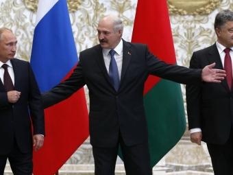 Украина будет одной из главных тем переговоров В.Путина и Меркель