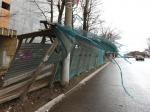 ВГорном разрушенные ветром дома обещают восстановить за2 недели