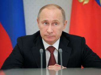 «Считаю целесообразным создание общедоступного спортивного канала»— Владимир Путин