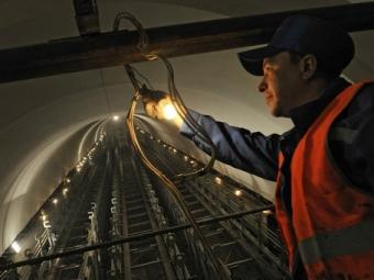 Один извыходов состанции метро «Варшавская» закроют наремонт