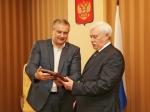 Полтавченко отправился вКрым