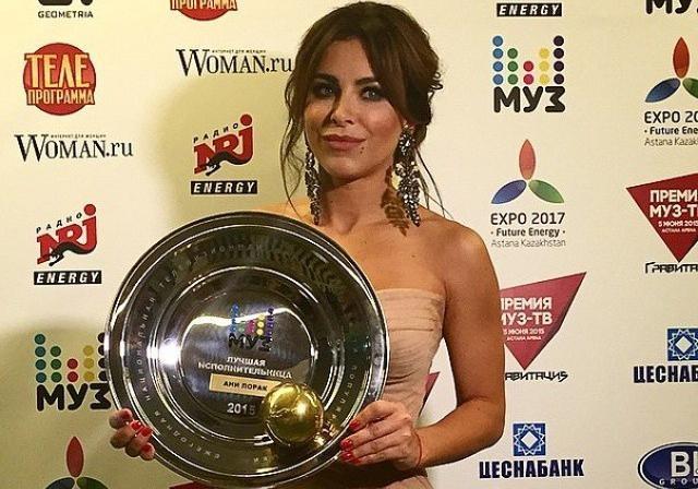 Назарбаеву вручили премию «Завклад вжизнь»