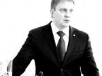 Глава департамента финансов Орловской области Вадим Тарасов ушел вотставку