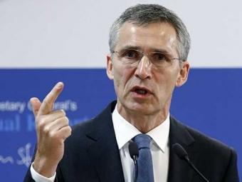 Столтенберг: Российская Федерация непредставляет реальной угрозы для стран НАТО