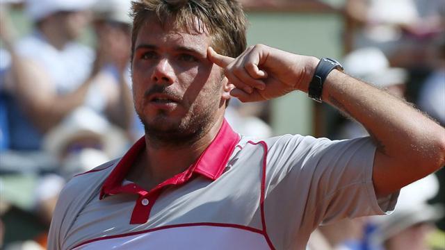 Швейцарец Вавринка стал победителем турнира Roland Garros