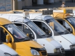 Вмосковских маршрутках появятся «тревожные» кнопки идатчики дыма