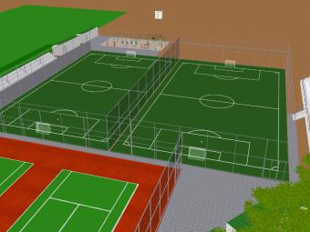 ВУфе появятся три спортивных комплекса