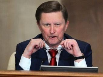 Москва небудет отменять санкции против Запада— Сергей Иванов
