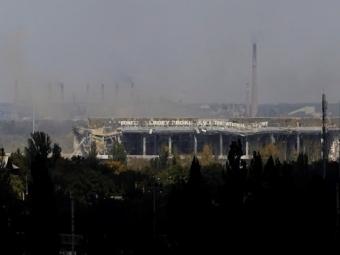 Террористы накапливают вооружения врайоне Комсомольского,— ОБСЕ