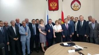 Правительство Северной Осетии ушло вотставку