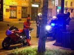 Тюменские полицейские наказали «человека-паука» заезду без шлема