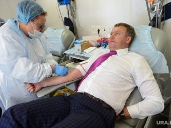 Кровь депутатов дарит жизнь
