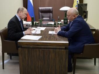Заксобрание назначило выборы губернатора Омской области на13сентября