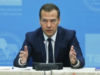 Медведев заявил оботсутствии вРФ «черных списков» иностранных журналистов
