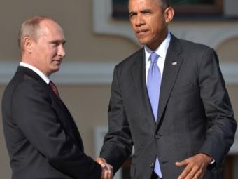 Песков отверг подготовку Кремлем встречи В. Путина иОбамы впервом месяце осени