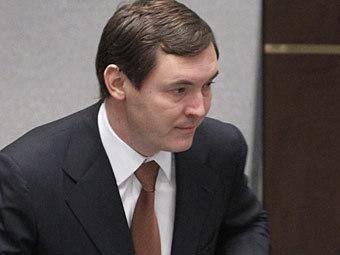 Андрей Молчанов стал самым богатым политиком России