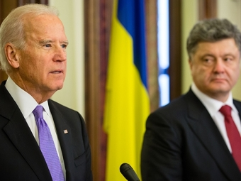 Если мынепобедим, томир ждут геополитические катаклизмы— Порошенко Байдену