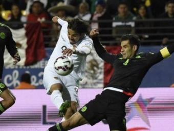 Мексика иБоливия решили незабивать голов