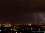 ВПрикамье из-за ночной грозы 10 000 жителей остались без электричества
