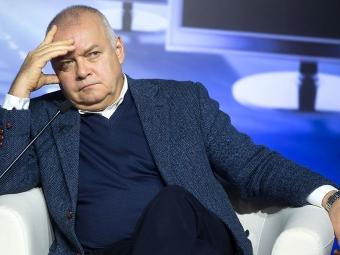 «Крым. Путь народину» ипрограмма Киселева попали вфинал ТЭФИ— Meduza