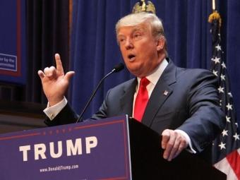 Дональд Трамп: Уменя, как президента США, иПутина былибы «отличные отношения»