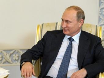 РФоткрыта для мира— Путин