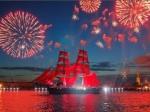 ВПетербург на«Алые паруса» прибыл шведский парусник Tre Kronor