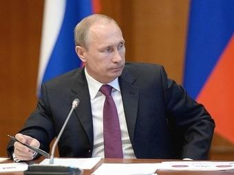 Путин: говорить сРоссией наязыке ультиматума неприемлемо
