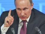 ПМЭФ-2015: Путин: РФневедет себя агрессивно, просто отстаивает свои интересы