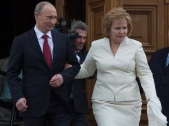 Путин рассказал освоих отношениях сэкс-супругой идочерьми