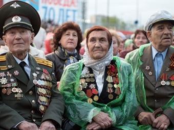 Валентина Терешкова призывает вспомнить оветеранах ипомочь им