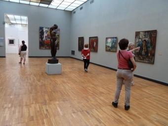 Один день внеделю вход вТретьяковскую галерею будет бесплатным