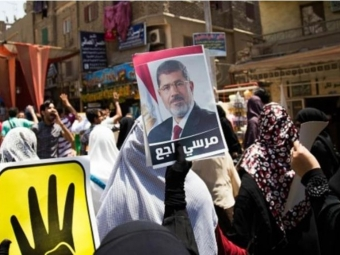 Норильск онлайн: Приговорен кказни экс-президент Египта Мухаммед Мурси
