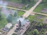 Несколько сильных взрывов прогремело навоенной базе вБашкирии