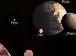 NASA: «New Horizons впервые вцвете запечатлел Плутон иего спутник Харон «Svopi.ru— независимый информационный порталРФ иБелоруссии