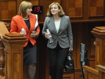 Исполняющим обязанности премьера назначена Наталья Герман