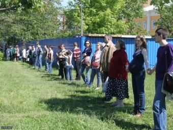 Резник: Полтавченко поддержал защитников парка Малиновка