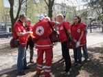 Украина: вминской группе будет работать «Красный крест»