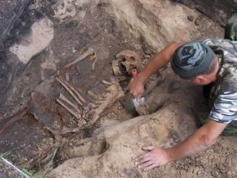 Археологи нашли доказательства существования живых мертвецов