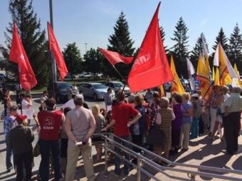 ВСвердловской области созрел предвыборный протест