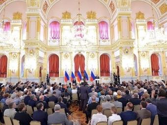 Закон «обиностранных агентах» несовершенен, однако ненапрасен— Владимир Путин