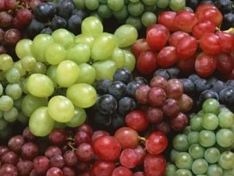 Виноград помогает сохранить фигуру, показало исследование