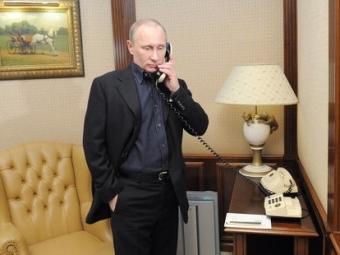 Песков раскрыл секрет телефонных разговоров В.Путина синостранцами