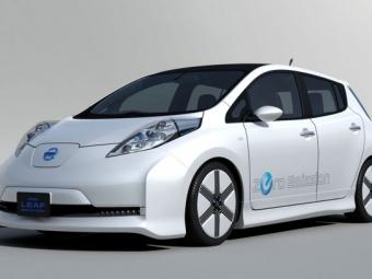 Nissan увеличит запас хода электромобиля Leaf до400км