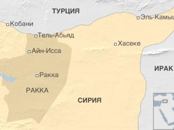 Курды вернули контроль над Кобани