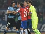Парагвай: Арбитр, удаливший Кавани, назначен наполуфинал Аргентина